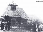 Biserica  din Izvorul Alb