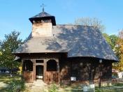 Biserica din stramutata din Rapciuni