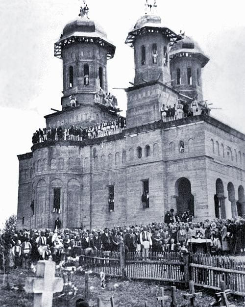 Catedrala din Hangu probabil 1939