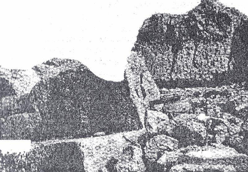 Catedrala dupa dinamitare
