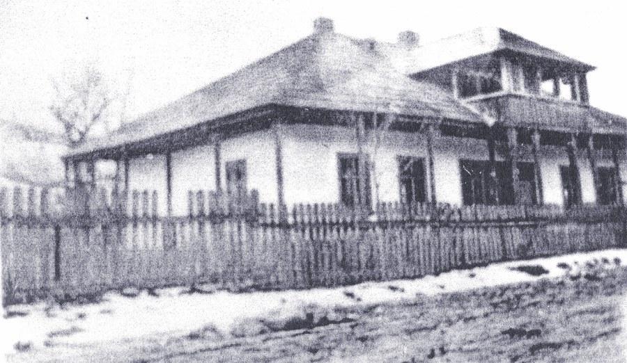 Gimnaziul din Hangu